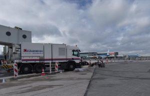 Diverse werkzaamheden op Schiphol Airport door Kuilboer B.V.